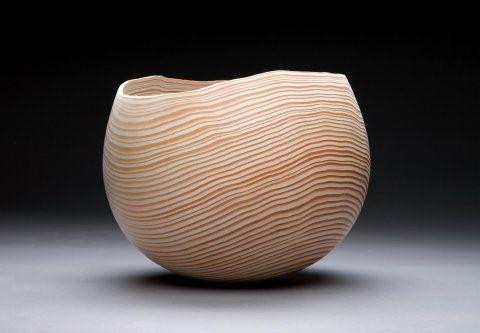 Bowl. Bill Luce, Douglas Fir