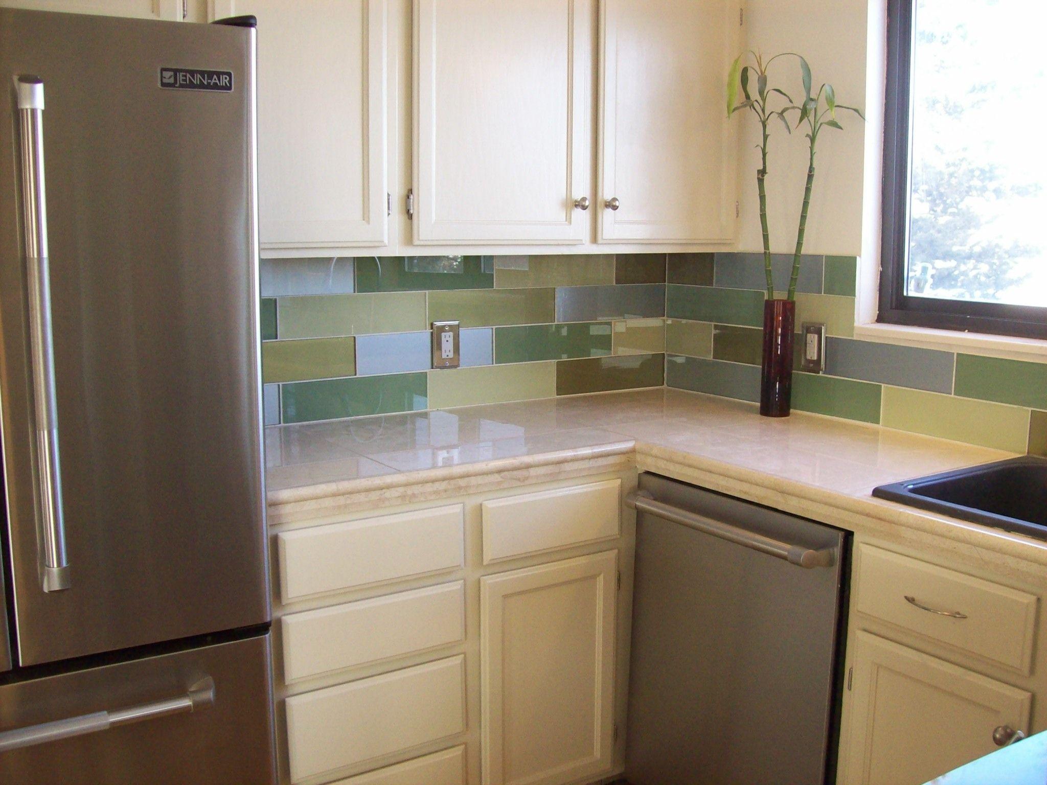 1000  images about kitchen backsplash glass on pinterest