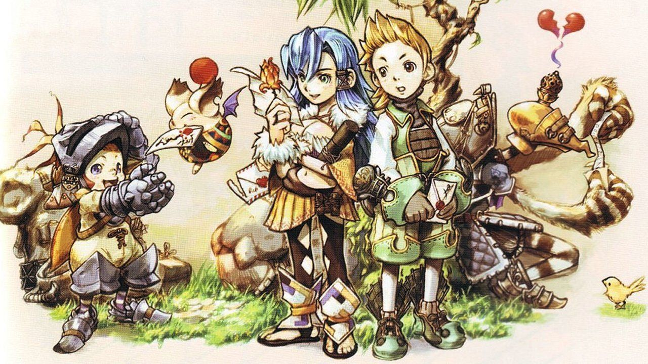 Final Fantasy Crystal Chronicles Remastered Edition Reveal