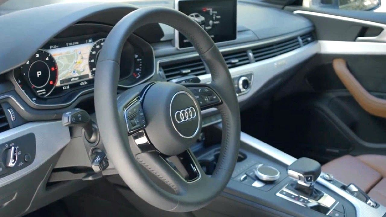 2017 audi a5 sportback interior audi pinterest. Black Bedroom Furniture Sets. Home Design Ideas