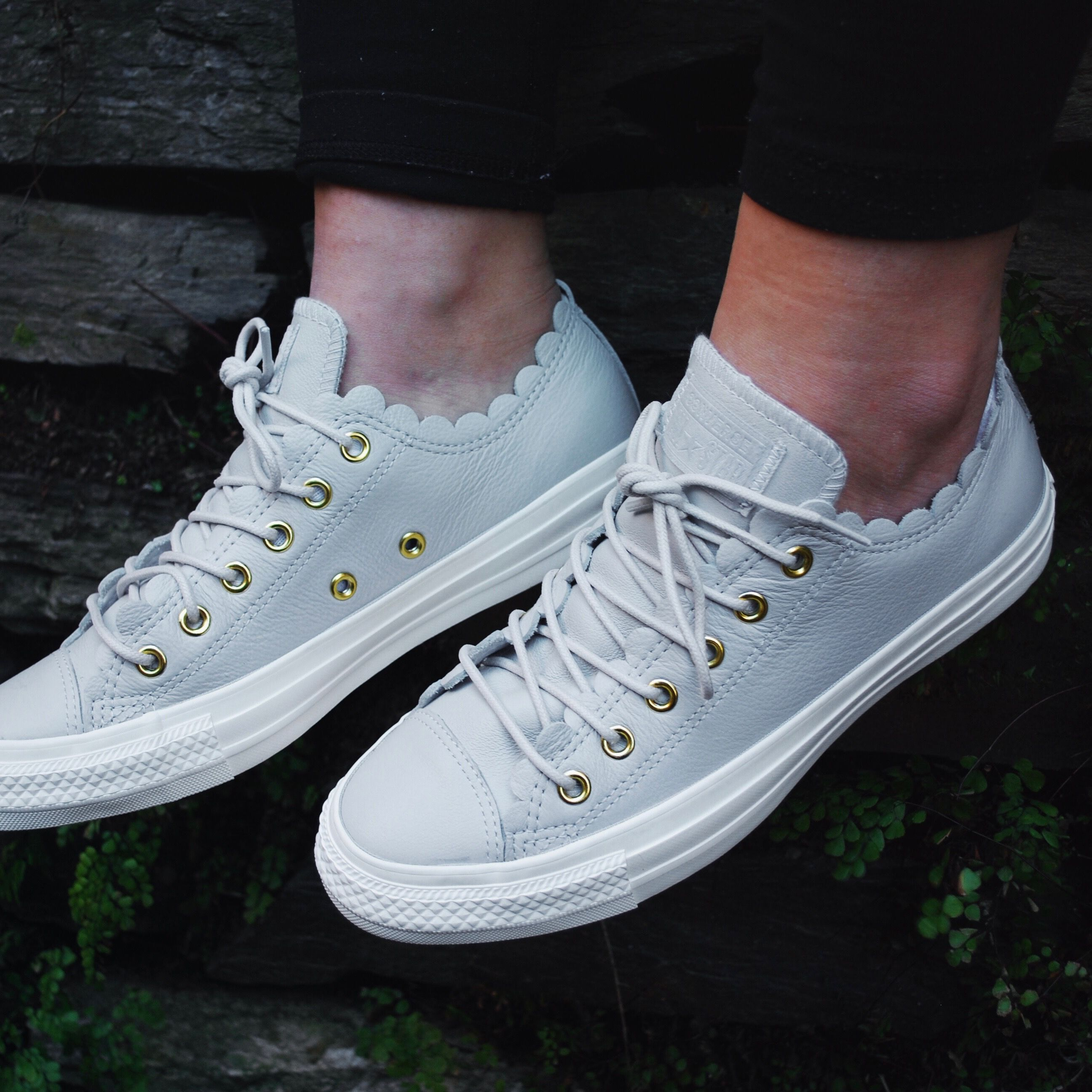 There's nothing mousy about the Converse Women's Chuck