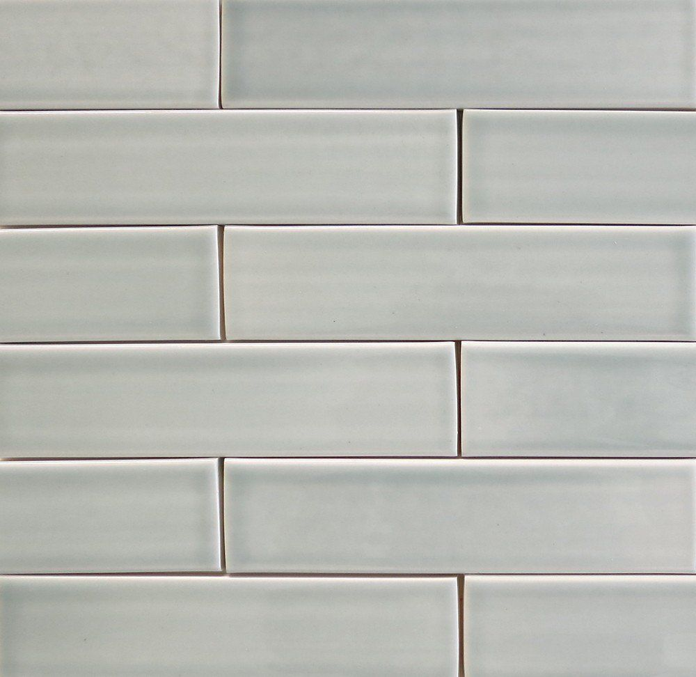 - Clayhaus 2x8 Brine - Light Gray Ceramic Tile - Our Clayhaus 2x8