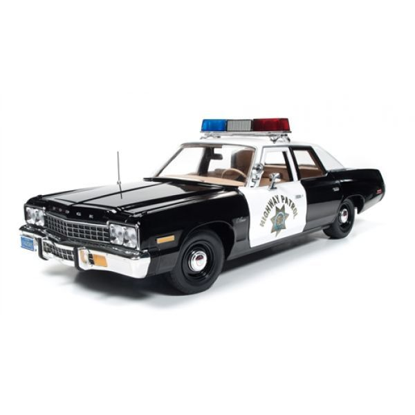 1975 Dodge Monaco Pursuit Car