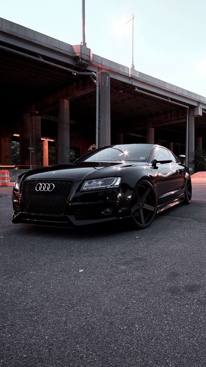 """direksiyonbasindakighost """"Black """" Audi cars, Car iphone"""