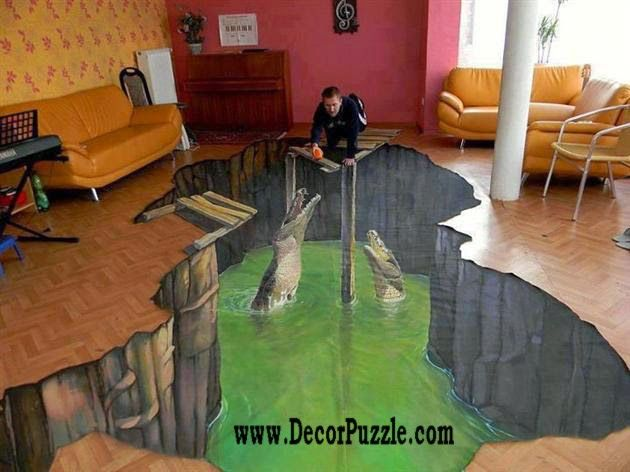 Floor Art Mural And Self Leveling Living Room Flooring Ideas 2017 The Best Catalog For Murals Modern Interior
