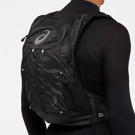 Asics Lightweight Running Backpack - Performance Black - Bags ...