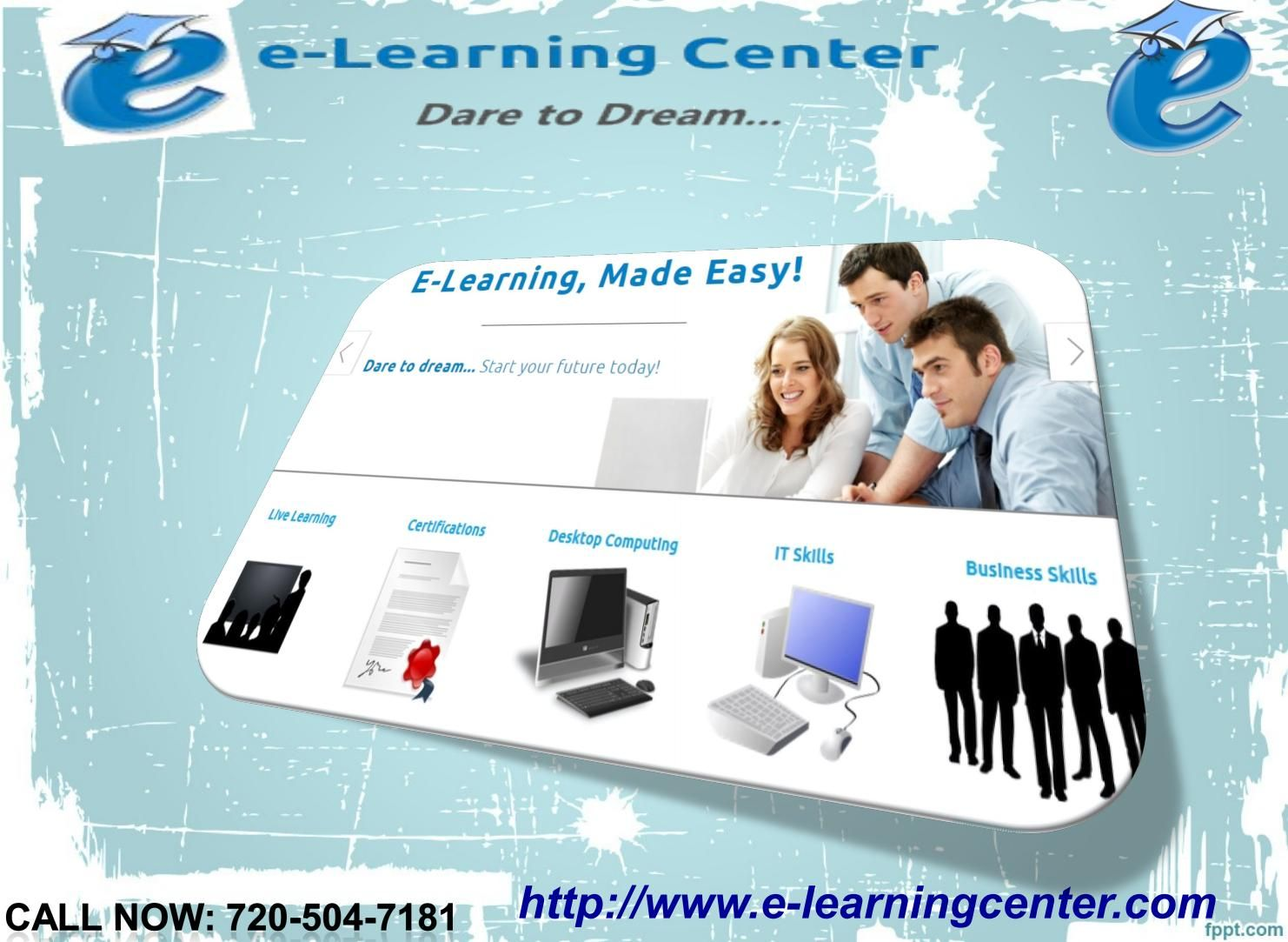 Free Online Course E Learningcenter Online Courses Project