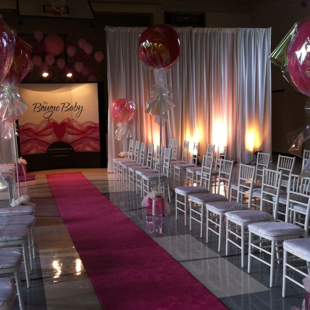 Decor For Child Designer Runway Event Maggy Fran Ois