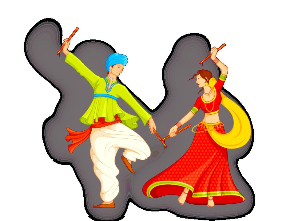 Dance Dandiya Invitation Bridegroom Wedding Raas Garba Dance Of India Dance Images Dance Background