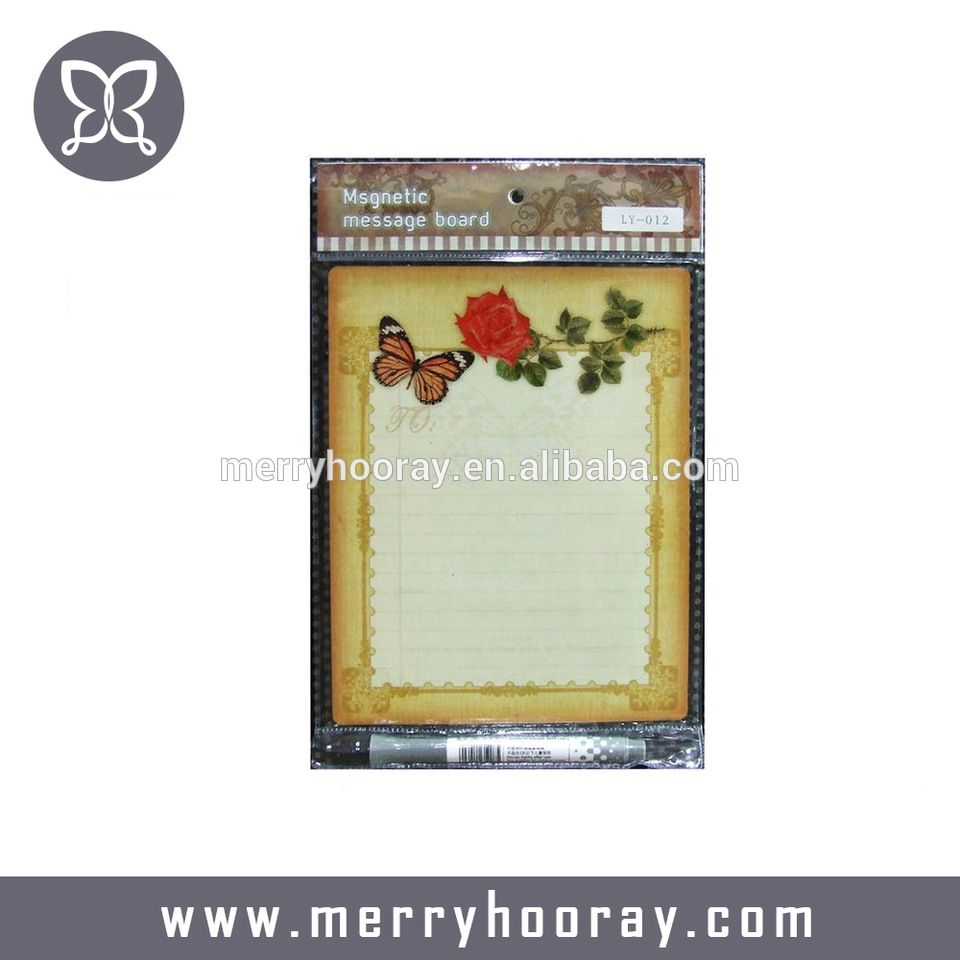 Newly Designed Magnetic Board Factory Wholesale Magnetic Memo