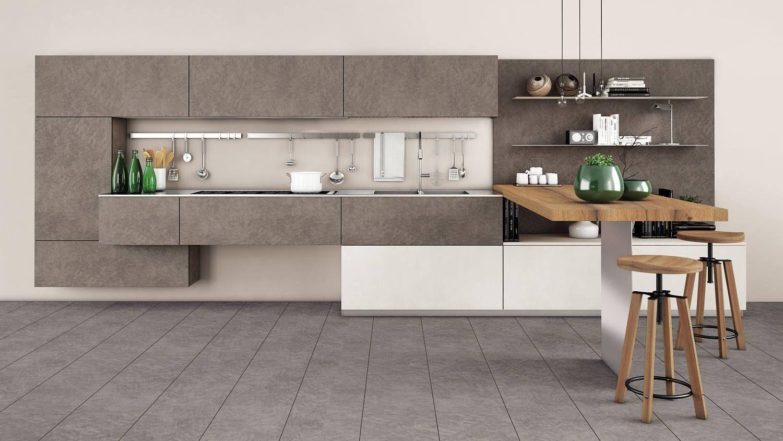 Oltre interni della cucina cucine moderne e progetti di for Cucine moderne nere