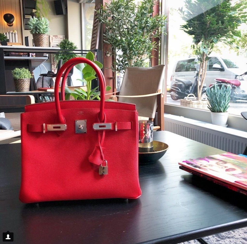 Hermès New Colors Spring 2019 - PurseBop Rouge Tomate  5a5bf54d6b0a9