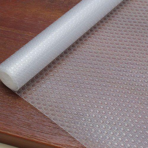 Woopower \u2013 Rouleau de revêtement transparent non-adhésif en EVA à