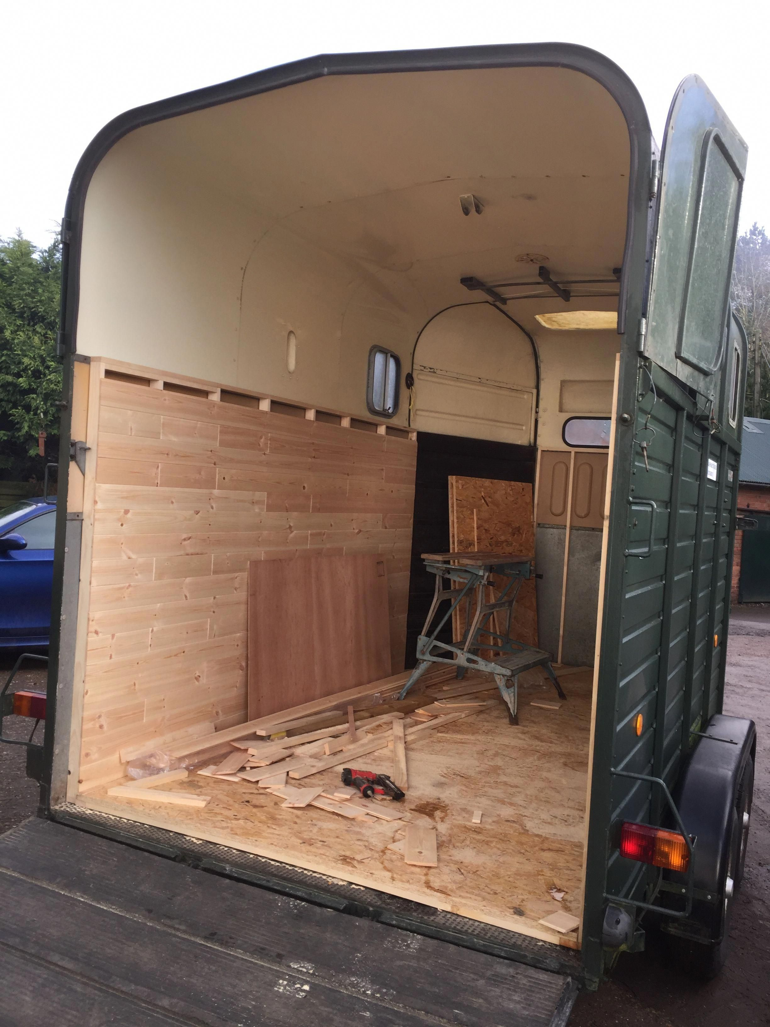 Find Out More Info On Horse Trailer Visit Our Web Site Converted Horse Trailer Coffee Trailer Horse Trailer