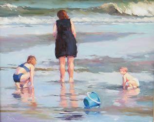 Summer Vacation - Jennifer Black