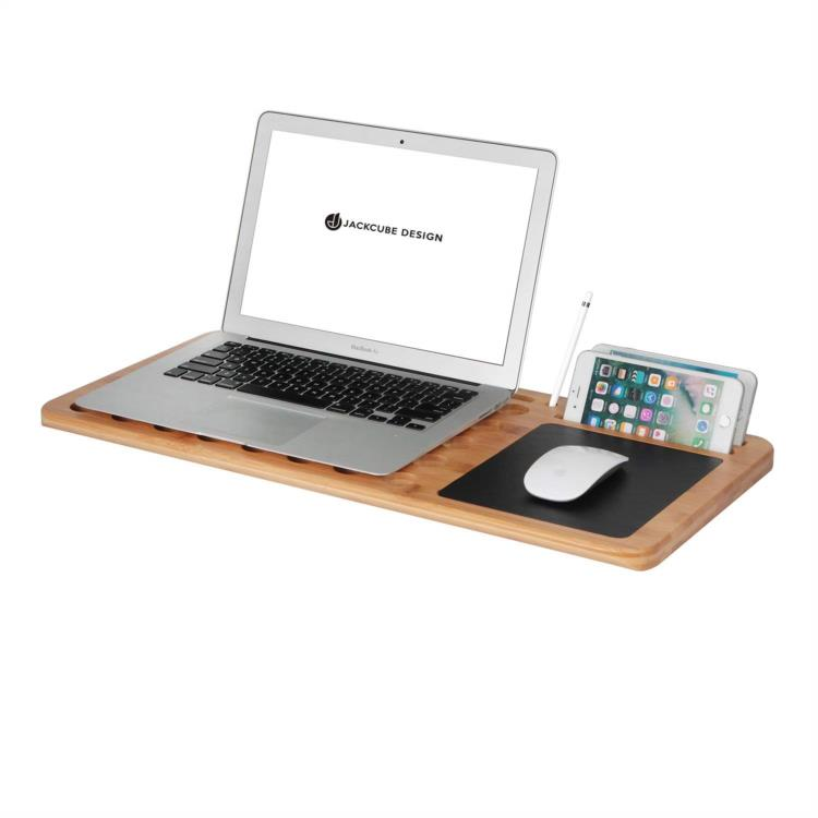 Hot Sale Factory Direct Price Laptop Tray For Bed View Laptop Tray For Bed Oem Product Details From Xiamen Refined Ba Laptop Tray Desk Tray Leather Mouse Pad