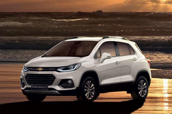 Spesifikasi Harga All New Chevrolet Trax Bandung 2019 Promo Kredit