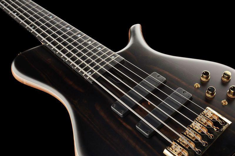 Beautiful Bass Marleaux Mbass 6 Macassar Thomann Thomann De Bass Guitar Beautiful Batural