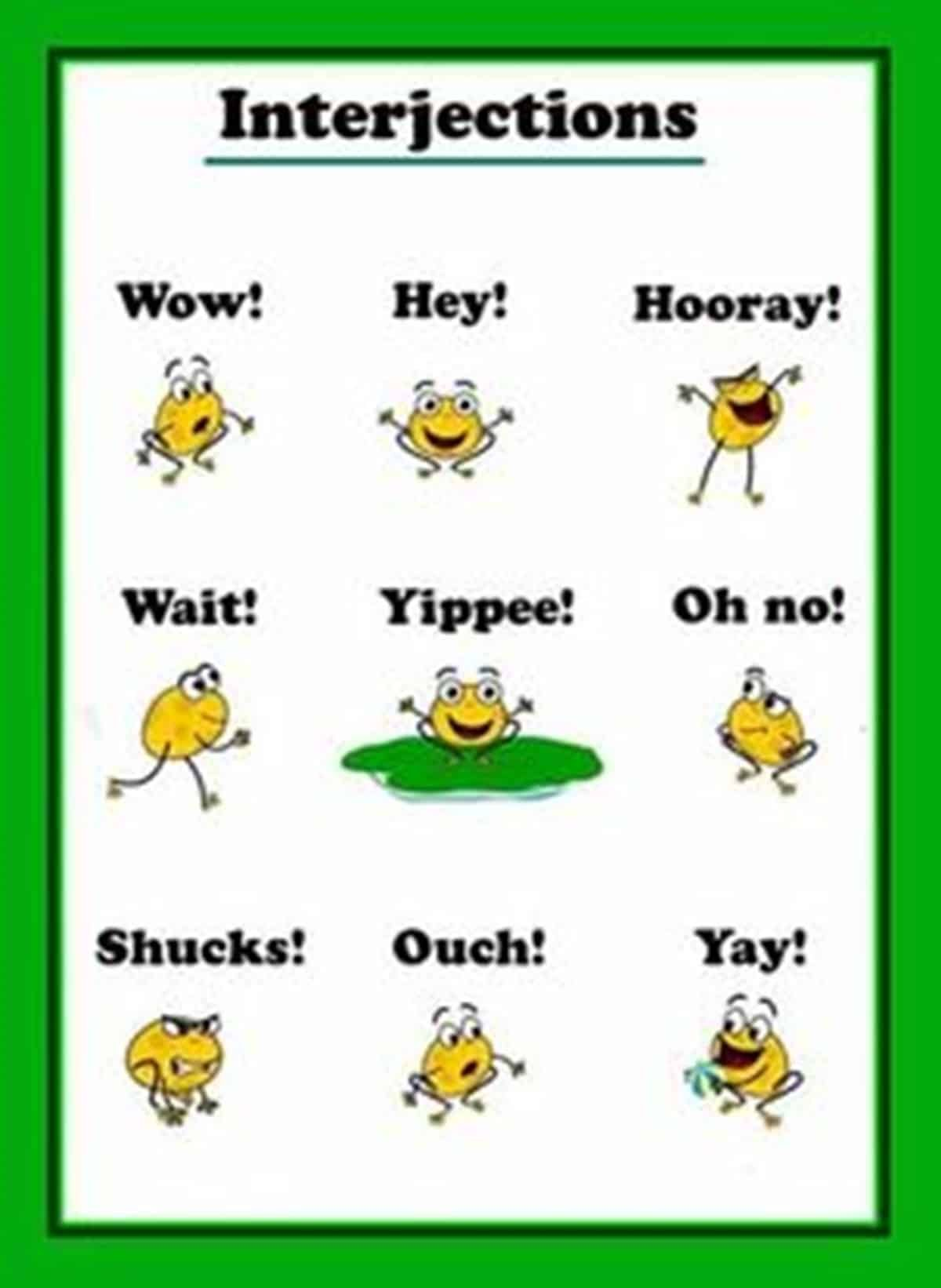 What Are Interjections And How Do You Use Them