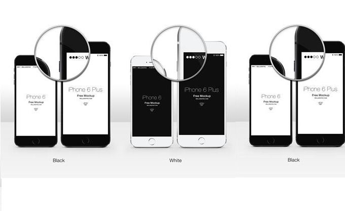 30 Best Free Iphone 6 Psd Mockups Techclient Free Iphone 6 Iphone App Design Iphone 6