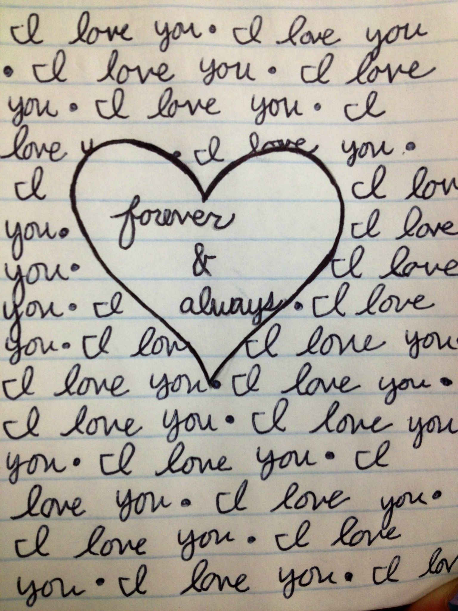 Love, forever and always | words | Love you forever, Heart