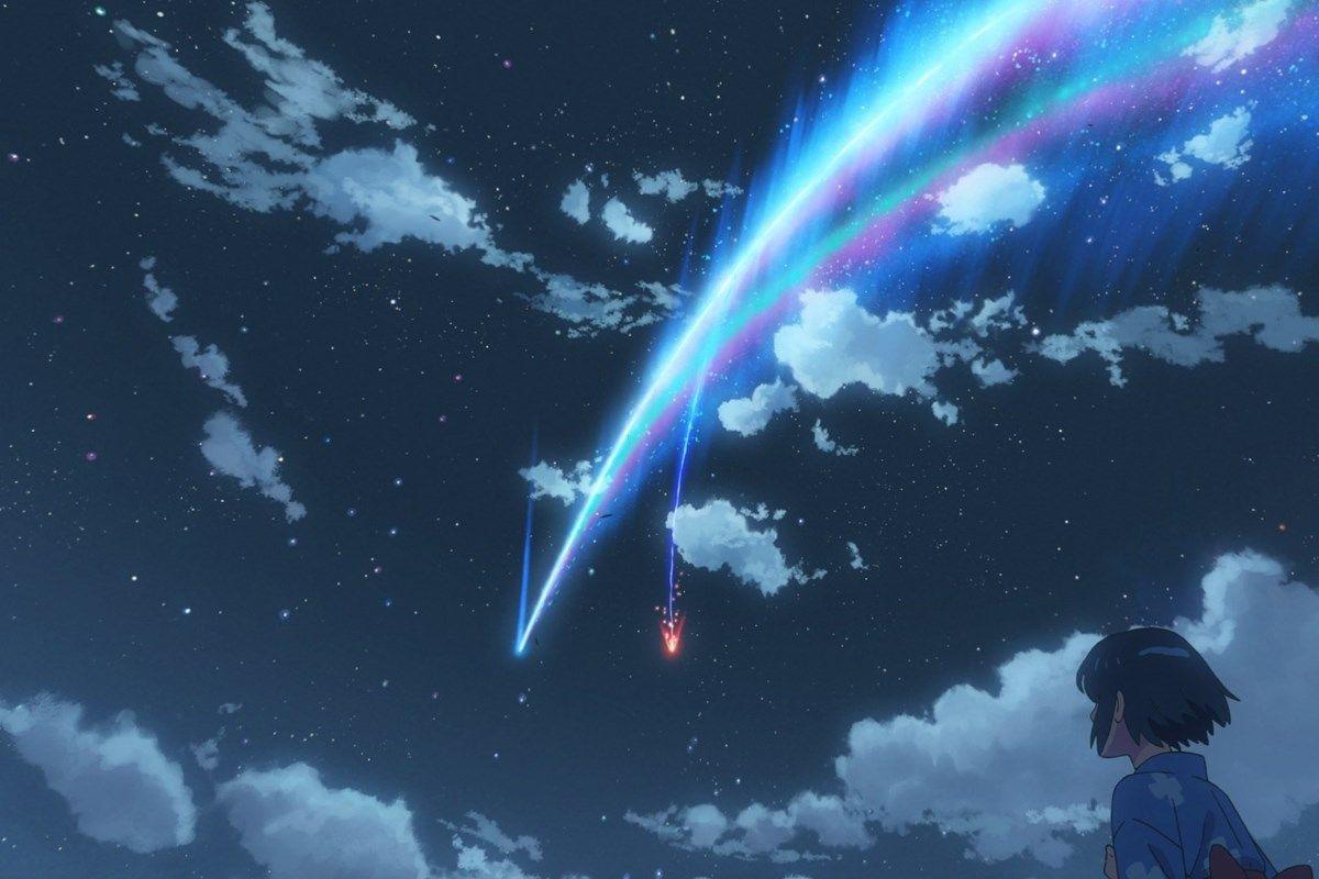 The Dazzling Anime Epic Breaking Box Office Records In Japan Kimi No Na Wa Wallpaper Kimi No Na Wa Your Name Anime