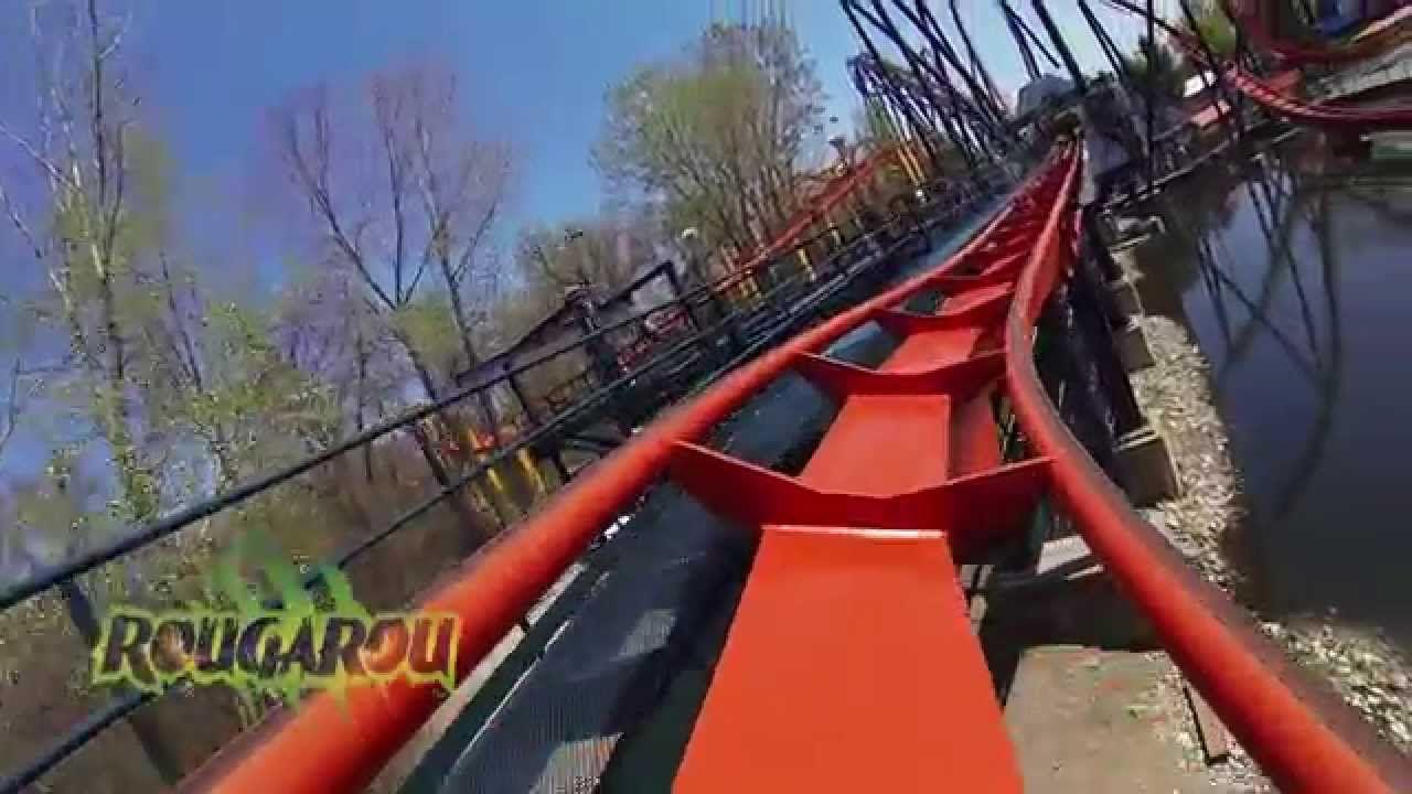 Rougarou Pov Roller Coaster Cedar Point Pov