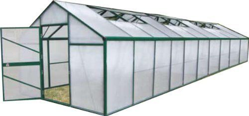 Harvest Greenhouse 10 X 33 4 Season 10 Roof Vents 10 Mm Double Wall Polycarbonate By Earthcare Greenhouses 421 Traditional Greenhouses Roof Panels Greenhouse