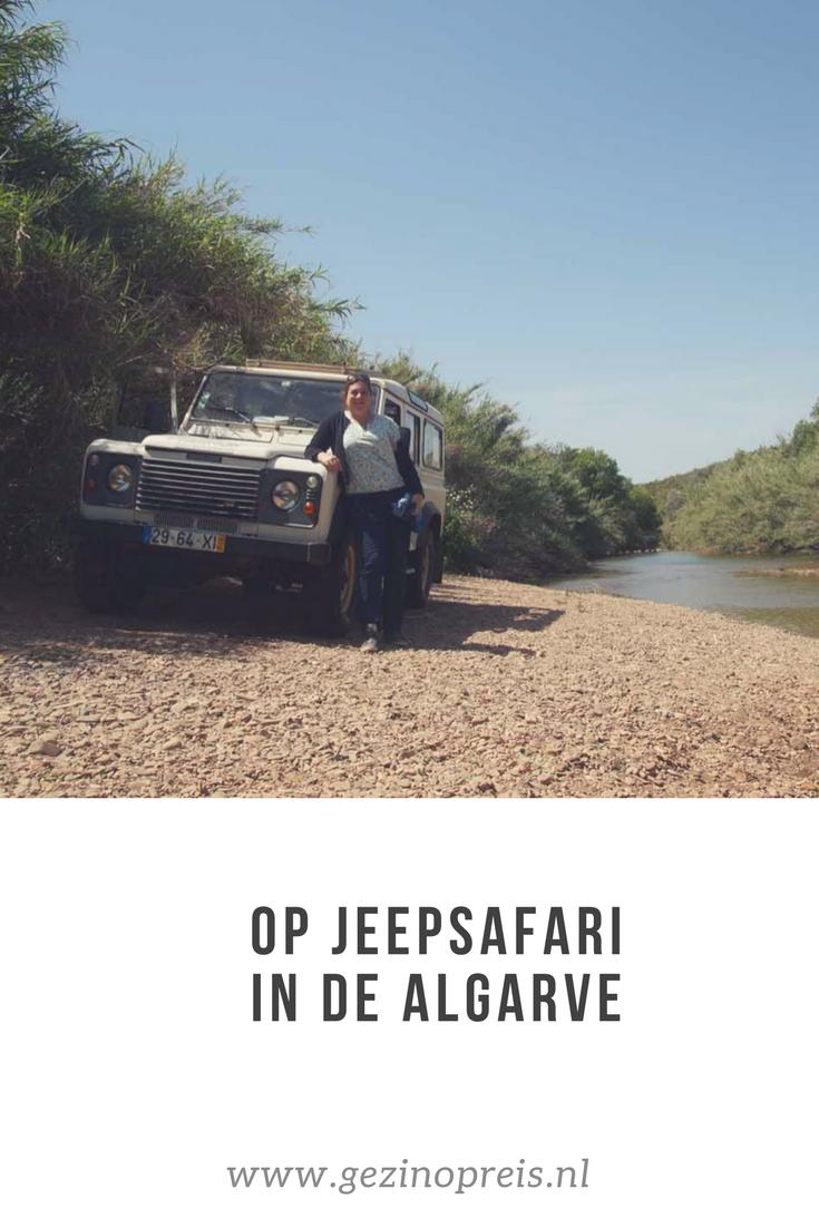 Op Jeepsafari In De Algarve Algarve Portugal Vakantie