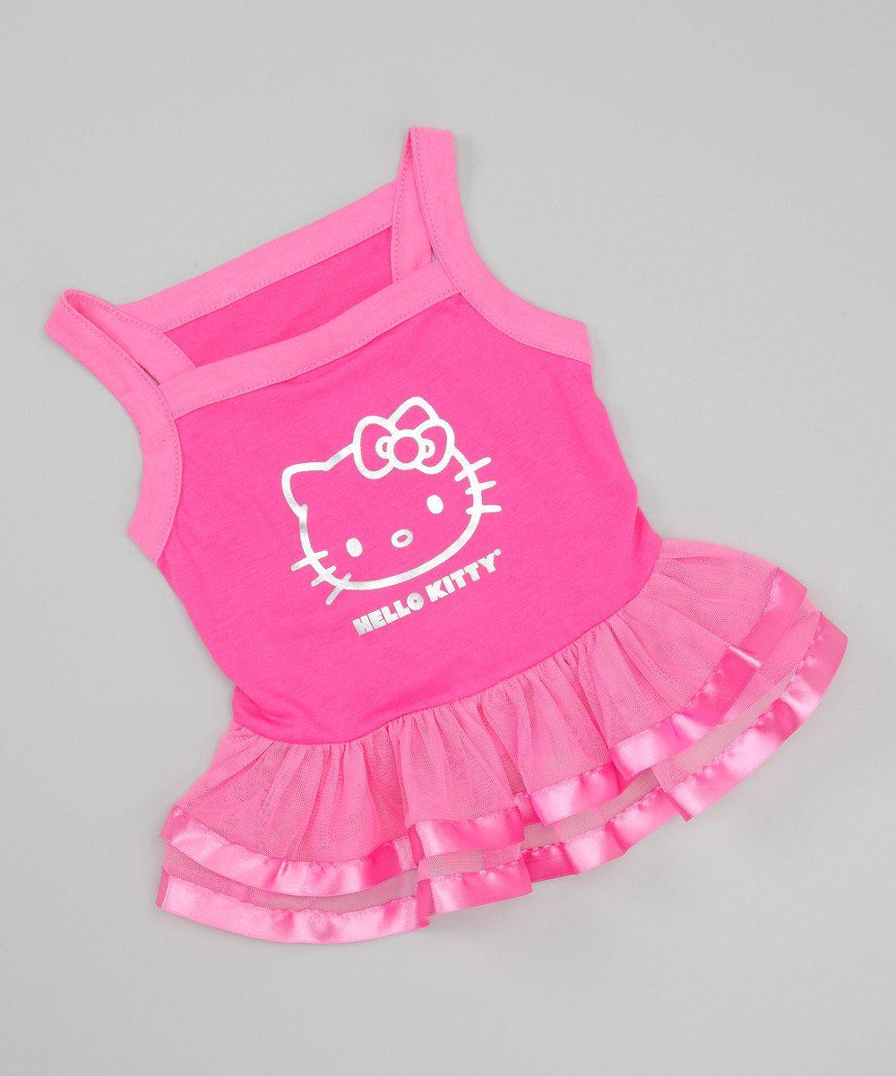 Pink Dog Tutu Dress | Tulle Projects | Pinterest