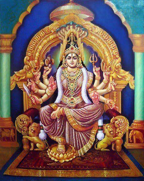 12 Amazing Pictures Of Goddess Lalitha Parameswari Set2 Hindu Art Shakti Goddess Kali Goddess