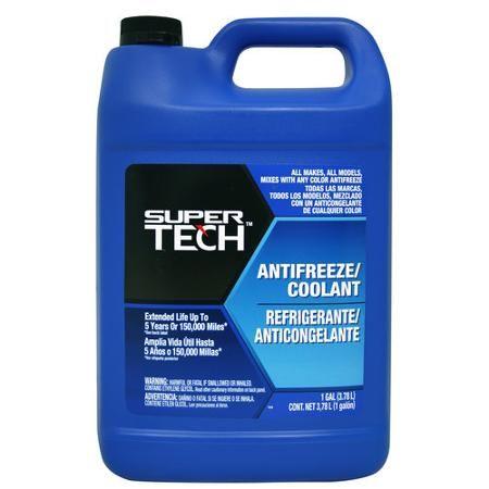 Super Tech Antifreeze   OBS F350 Fluids   Tech, Digital