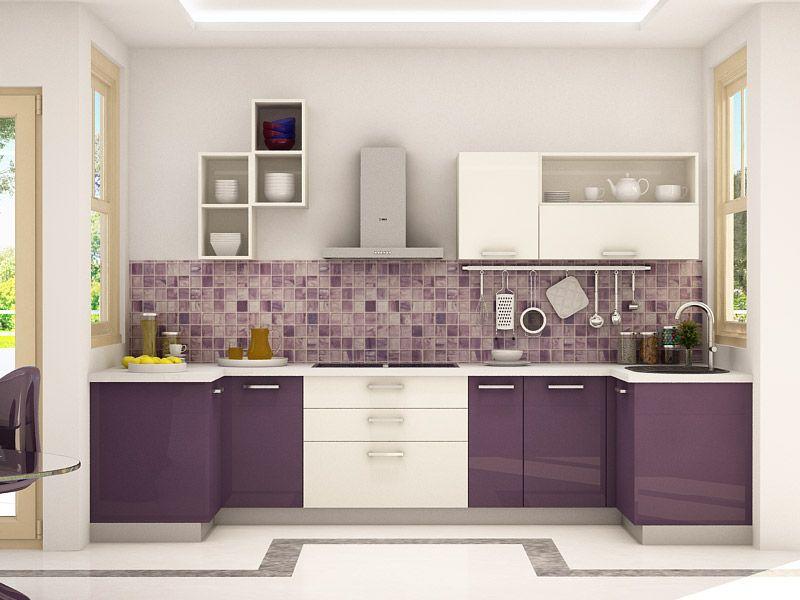 Hermosa Galería De Cocina Modular De Chennai Imágenes - Ideas de ...