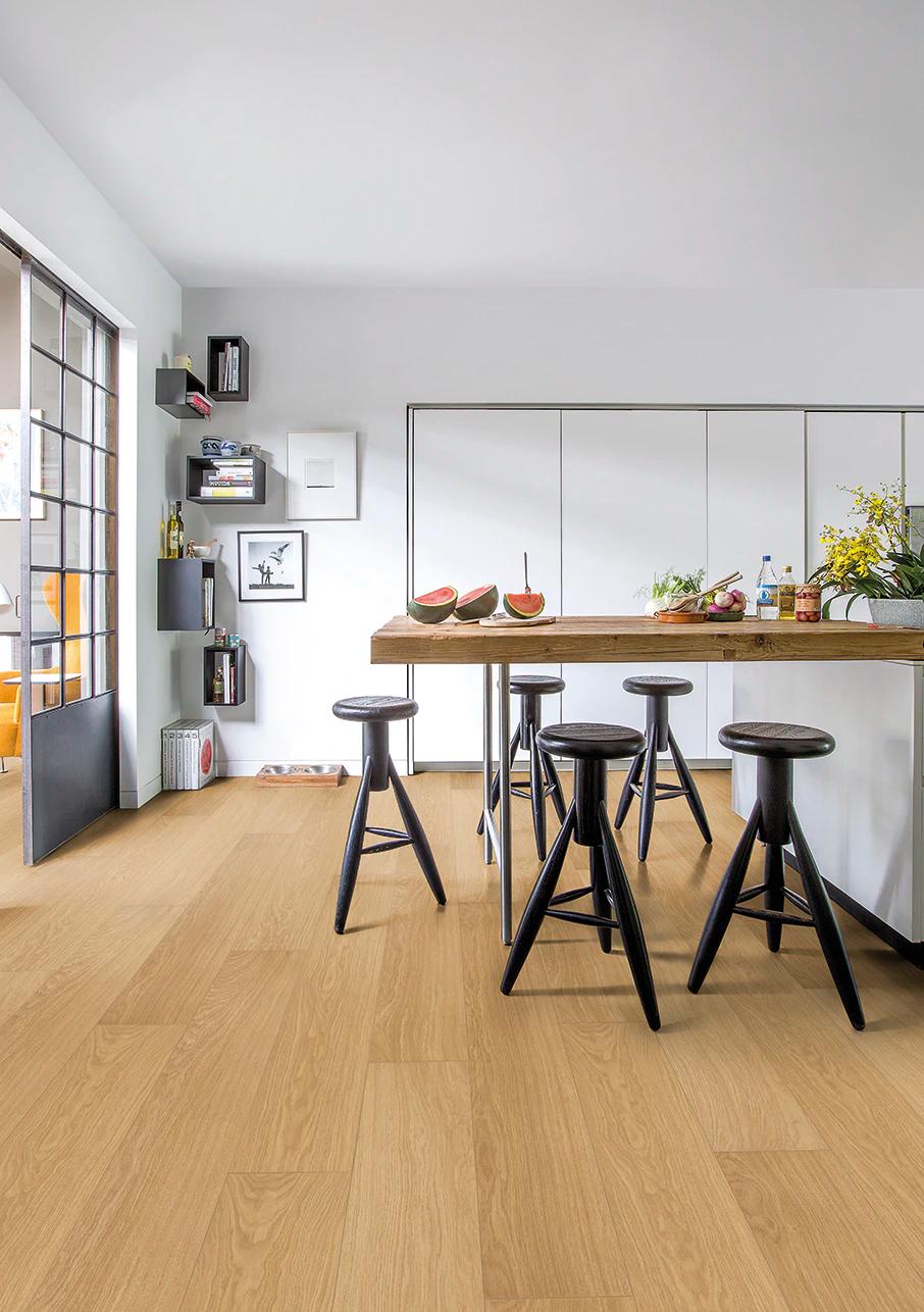 Flooring Xtra Laminate QuickStep Impressive Natural