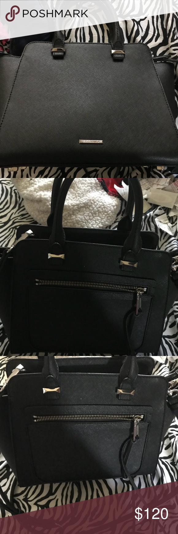 Rebecca Minkoff purse Lightly used. Only stain is inside the bag. And it is pictured in the photos. Make me an offer Rebecca Minkoff Bags Crossbody Bags