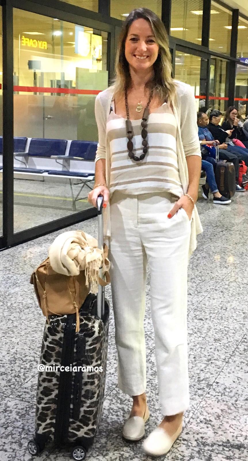 ee070e3b6 Look pra voar - aeroporto - AirPort Style - travem outfit - confortável -  calça de