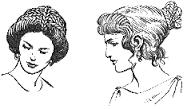 Resultado de imagen de tocados griegos