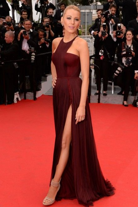 5529fa8ad7f Blake Lively Wears Gucci Dress For Cannes Film Festival 2014 Opening    Marie Claire