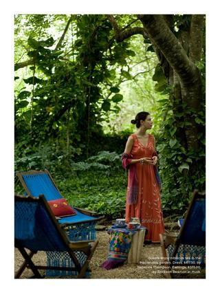 Hacienda Petac | PHOTO Robyn Lea  | Est Magazine | #thefashionissue #fashion #interiors #style #design #mexico