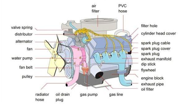 Inglés Técnico para el Área de Mecánica Automotriz