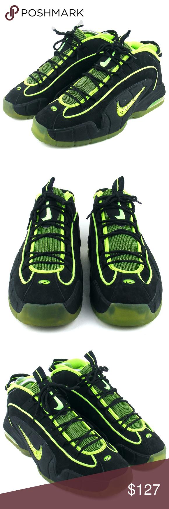 super popular dcbd9 02b15 Nike Air Max Penny 1 Highlighter Pack (2011)438793 Nike Air Max Penny 1