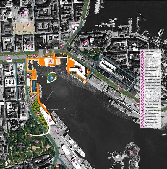 Helsinki South Harbour Helsinki Finland PORT World Landscape