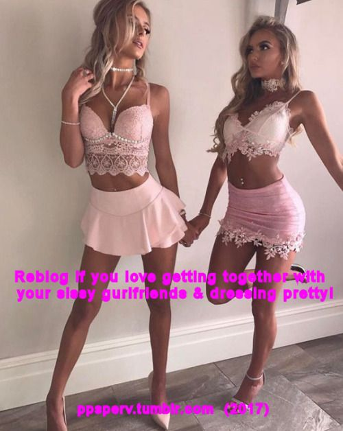 Ppsperv Reblog If You Love Getting Together With Your Sissy Gurlfriends Dressing Pretty Follow  E2 9d A4 Ef B8 8fpretty Pink Sissy E2 9d A4