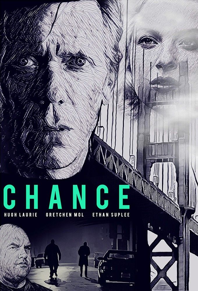 Pin by dannielle sommers on Hulu's Chance Psychological