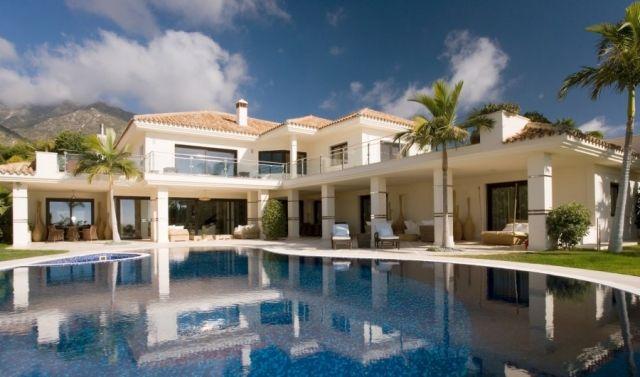 Luxury Villa For Sale In Ojen Marbella Spain Cool Swimming Pools Luxury Beach House Swimming Pools