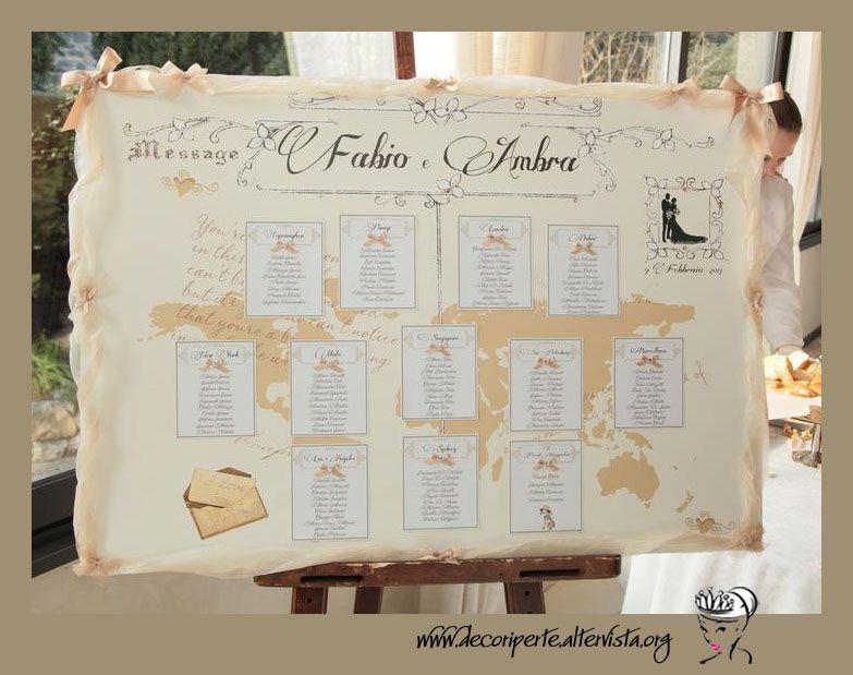 Tableau Matrimonio Tema Danza : Quot retro travel wedding theme seating plan place cards