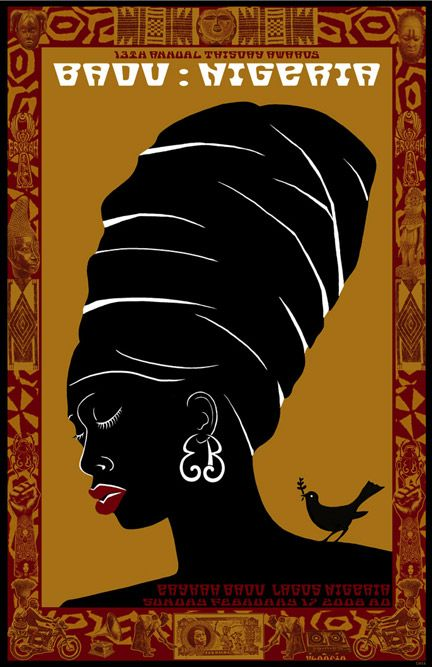 Nigeria Tour Poster