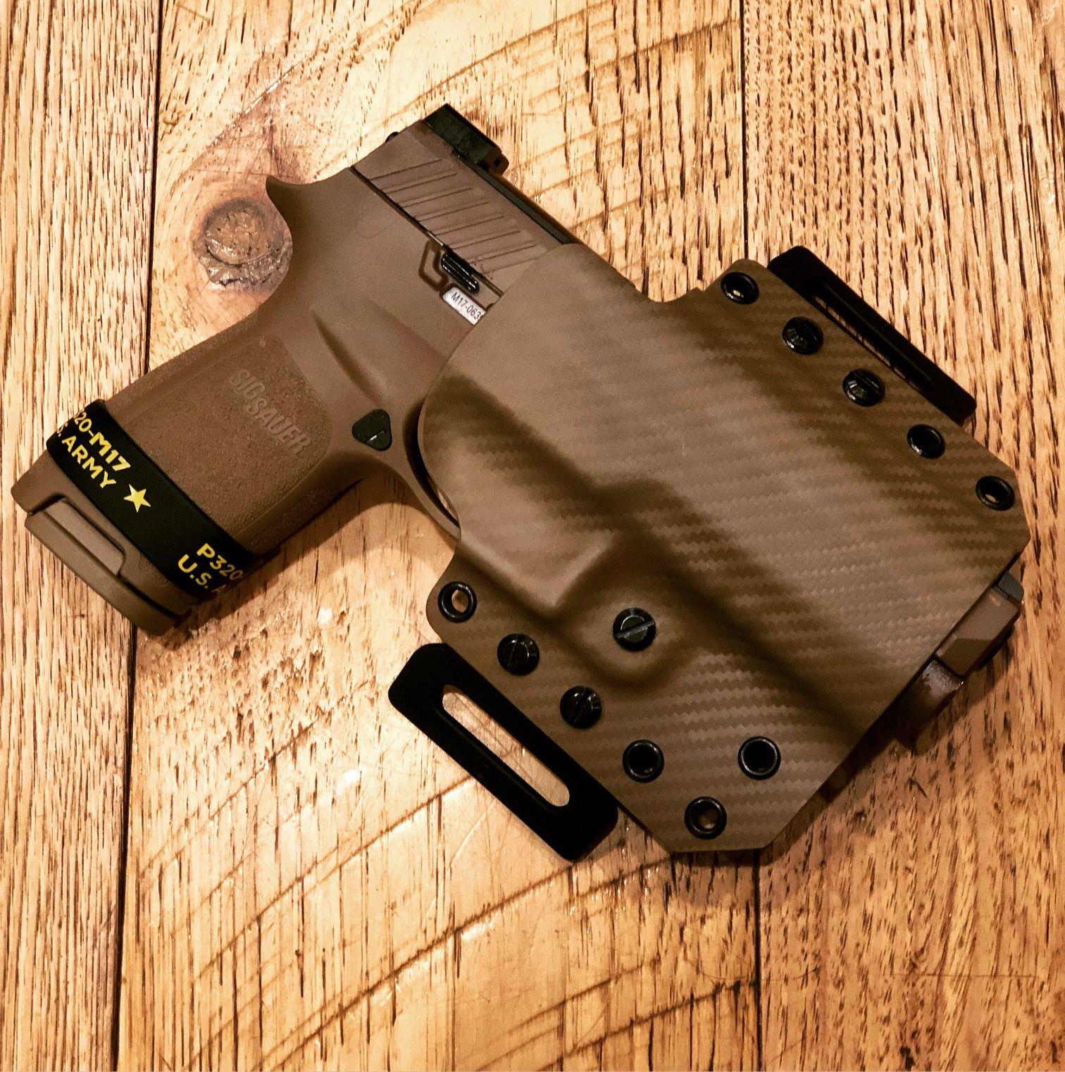 SIG We The People OWB Color Kydex Gun Holsters