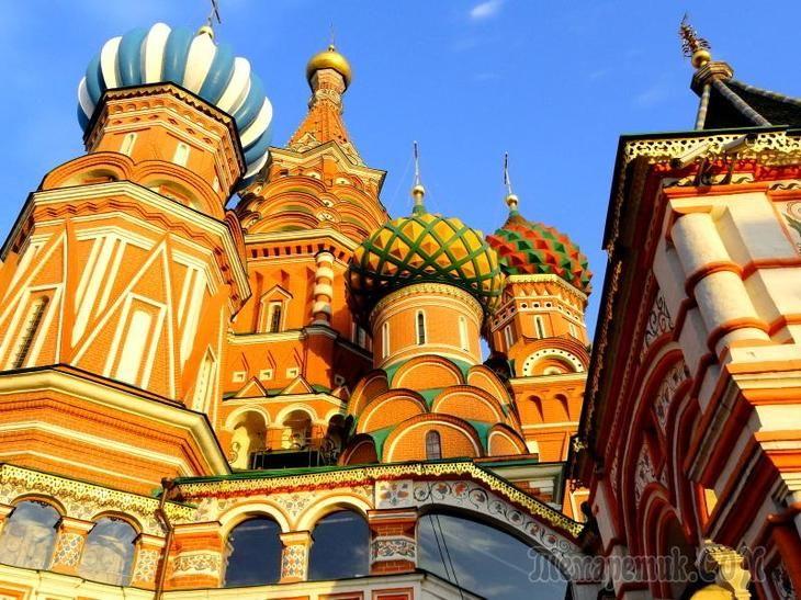 Собор Василия Блаженного - символ России . Обсуждение на ...