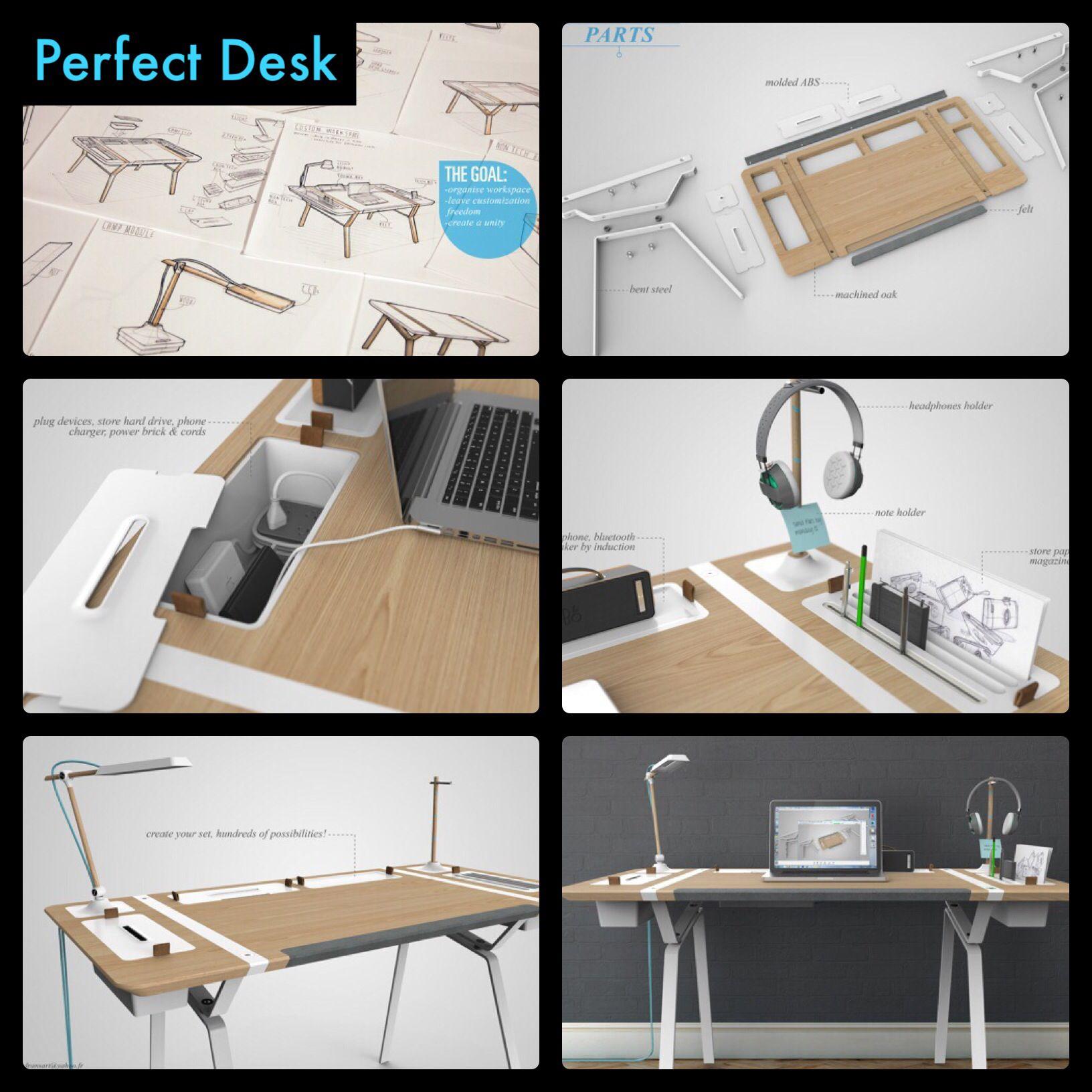 Modular Desk, Perfect Desk, Desk